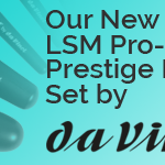 3 Reasons to love our LSM Pro-Store Prestige Brush Set