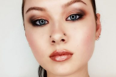 Editorial Beauty makeup