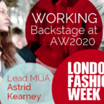 London fashion Week AW20 has started and our LSM Pro-Team will be there as usual back stage creating their magic on the models.